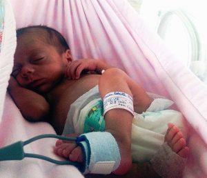 bebezinho prematuro