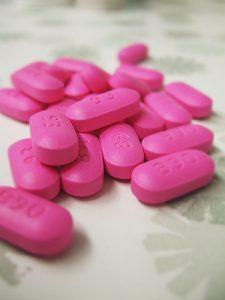 anticoncepcional rosa