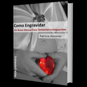 Capa do Livro Como Engravidar de Patricia Amorim
