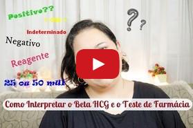 video como interpretar beta e teste de farmacia