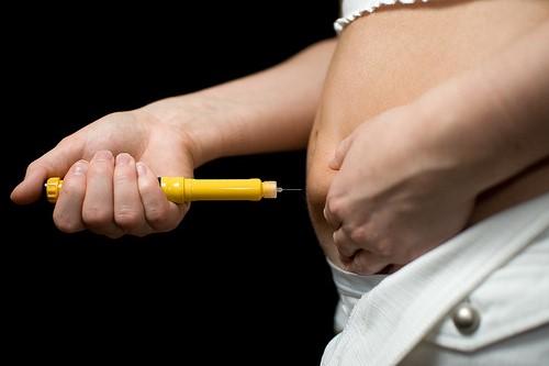 injeção de indutor de ovulação