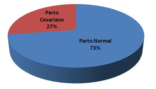 parto normal ou cesariana no brasil
