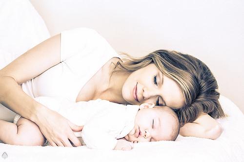 ser mãe pela primeira vez